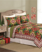 Peking Renee Twin Quilt