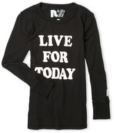 Rebel Yell Girls 7-16) Live For Today Tee