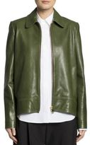 Lanvin Leather Jacket