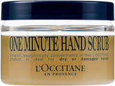 L'Occitane L'Occitane One Minute Hand Scrub