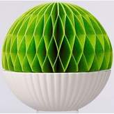 Doshisha natural evaporative paper humidifier DOSHISHA Rocca paper humidifier (Green) by Rocca