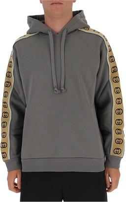 Gucci Jersey Hooded Sweatshirt