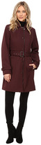 Kenneth Cole New York Softshell Belted Trench