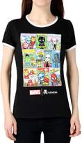 Tokidoki Marvel Comic 2017 Women's T-Shirt