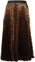 Christopher Kane sunray pleated skirt - women - Silk/Polyester - 38