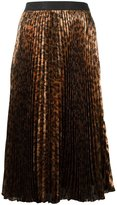 Christopher Kane sunray pleated skirt - women - Silk/Polyester - 40