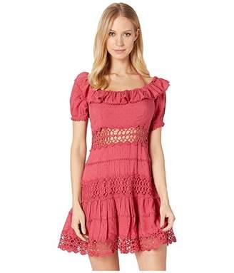 Free People Cruel Intentions Mini (Raspberry) Women's Clothing
