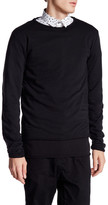 Lindbergh Double Layer Long Sweater