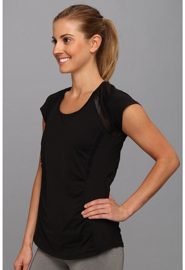 Spanx Active Short-Sleeve Top