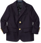Ralph Lauren 2-7 Wool Brass-Button Sport Coat
