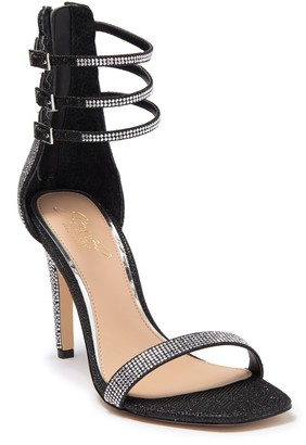 Badgley Mischka Regina Ornamented Sandal