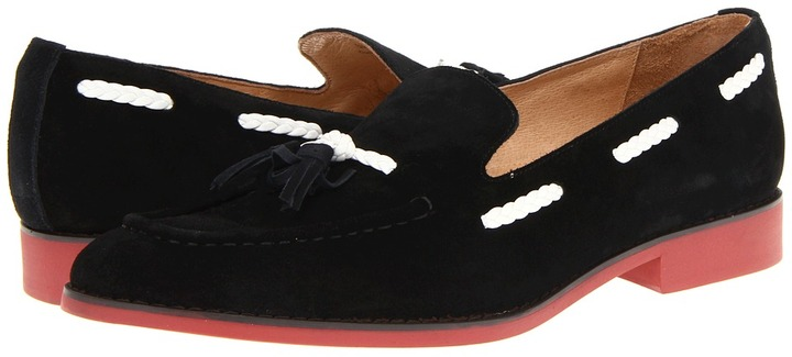 J.D. Fisk Veiko (Black) - Footwear