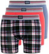 Jockey 3 Pack Shorts Regatta Blue