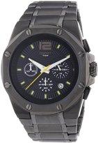 Esprit Men's ES102881007 Clear Octo Anthracite Classic Fashion Analog Wrist Watch