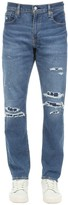 Levi's Red Tab 512 Tapered Skinny Cotton Denim Jeans