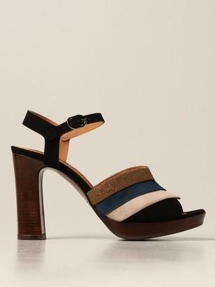 Chie Mihara Calita Sandal In Suede