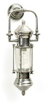 The Well Appointed House Bradley Hanging Lantern Wall Sconce - LOW STOCK,ORDER NOW