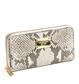 Jet Set Continental Clutch