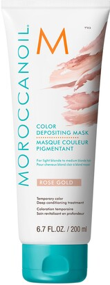 Moroccanoil Color Depositing Mask Temporary Color Deep Conditioning Treatment