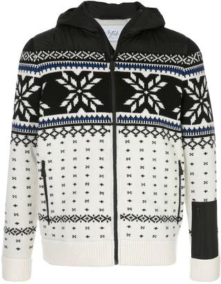 Aztech Mountain Aspen Flake hooded jacket