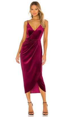 Yumi Kim Velvet Felicity Dress