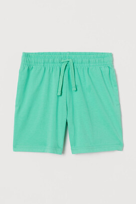 H&M Jersey Shorts - Green