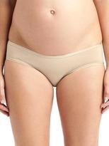 Gap Maternity stretch cotton hipster