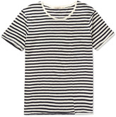 Nudie Jeans Ove Striped Slub Organic Cotton-Jersey T-Shirt
