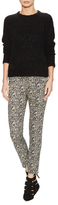 The Kooples Paisley Print Jeans