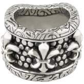 Versani Fleur De Lis Ring