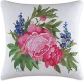 Bed Bath & Beyond Peony Blossoms Printed Throw Pillow