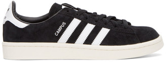 adidas Black Campus Sneakers