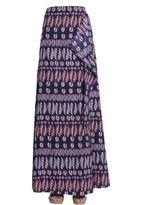 Tory Burch Long Silk Skirt