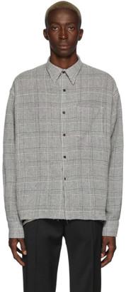 Cmmn Swdn Grey Check Cecil Shirt