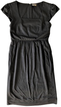 Fendi Black Cotton Dresses