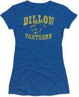 NBC Friday Night Lights Dillon Panthers Juniors Babydoll TV T-Shirt Tee
