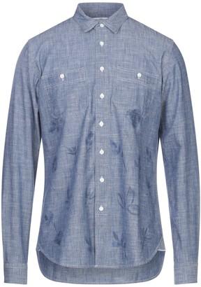 President's Denim shirts