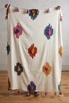 Anthropologie Centrale Throw Blanket