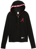 PINK University Of Alabama Perfect Full-Zip Hoodie