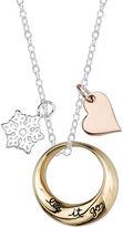 Disney Frozen Let it Go Pendant Necklace