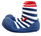 Attipas® Marine Anchor Infant and Toddler Shoe in Red
