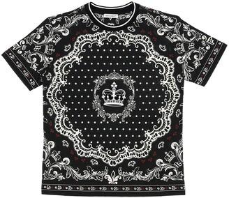 Dolce & Gabbana Bandana T-shirt