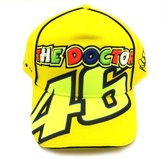 Valentino Rossi VR46 The Doctor Moto GP Baseball Cap Official 2016