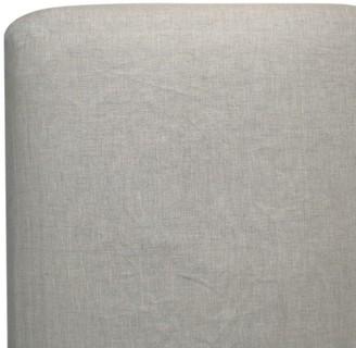 Potter & Pehar Linen Crib Sheet - Bluffs