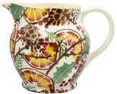 Emma Bridgewater Holly Wreath 1.5 Pint Jug, 852ml
