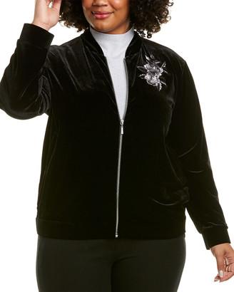 Joan Vass Plus Jacket