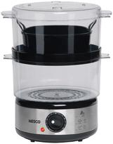 Nesco 5 qt. Food Steamer in Silver