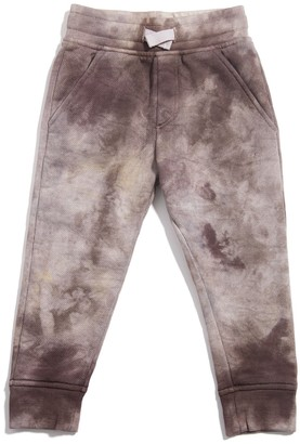 Atm Kids French Terry Sweatpants - Mushroom Tie Dye