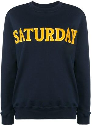 Alberta Ferretti Saturday sweatshirt