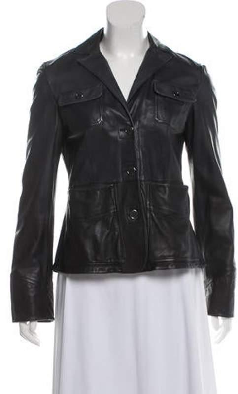 4ea0067c079 Leather Jacket Black Leather Jacket